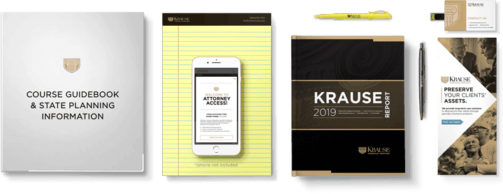 Krause Course kit