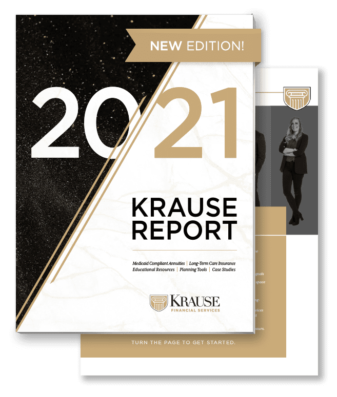 2021 Krause Report Cover